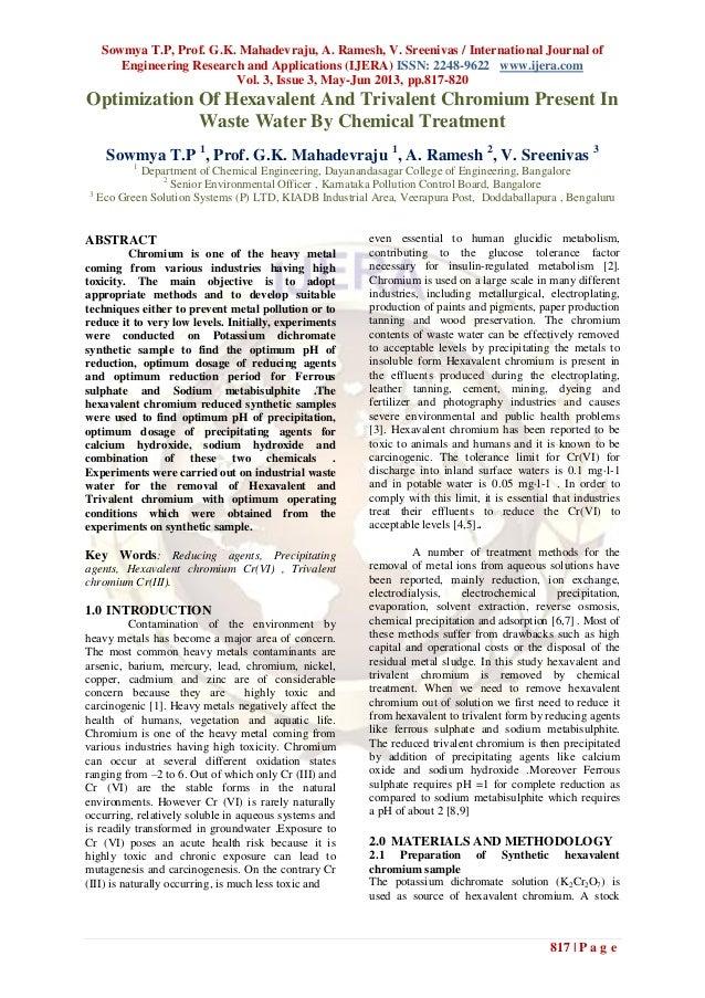 Sowmya T.P, Prof. G.K. Mahadevraju, A. Ramesh, V. Sreenivas / International Journal ofEngineering Research and Application...