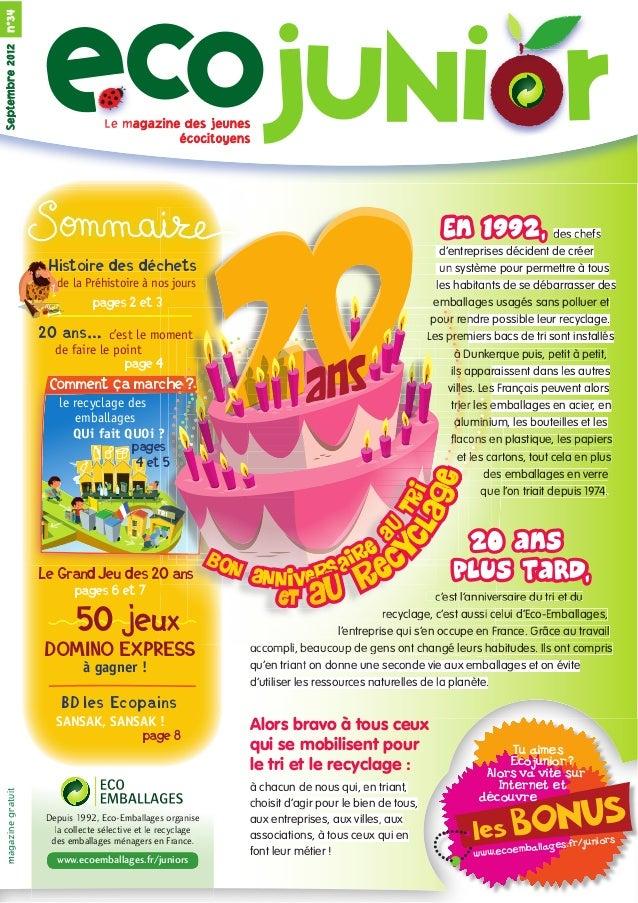 n°34Septembre 2012                                                                                                        ...