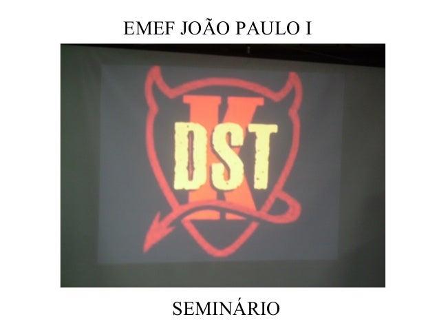 EMEF JOÃO PAULO I SEMINÁRIO