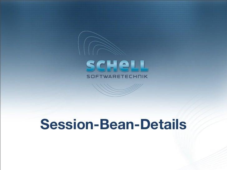 Session-Bean-Details
