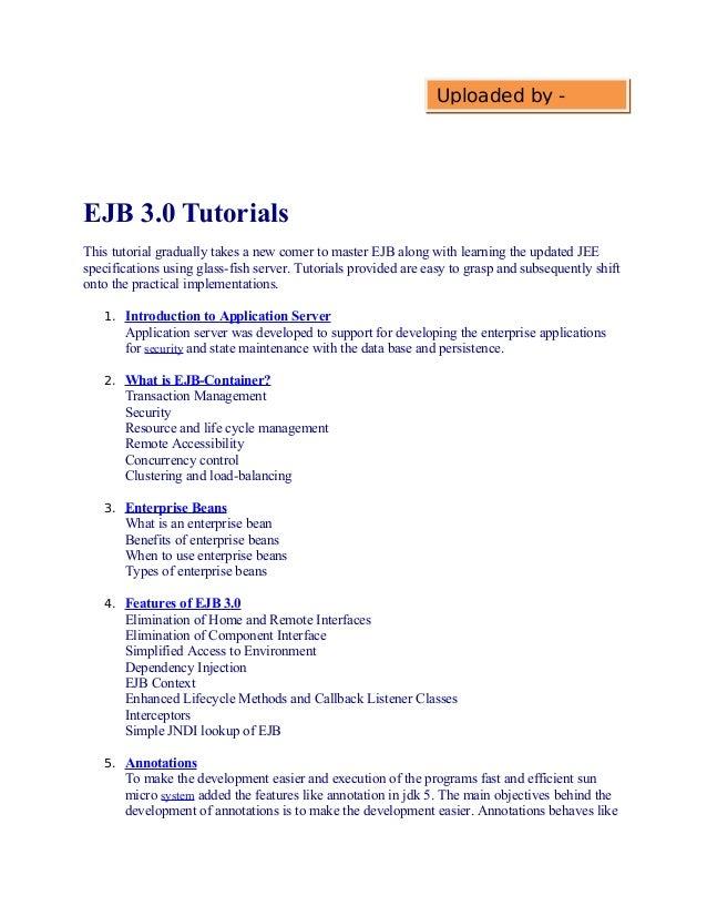 Ejb3 and jpa step by step tutorial using eclipse ide | java web tutor.