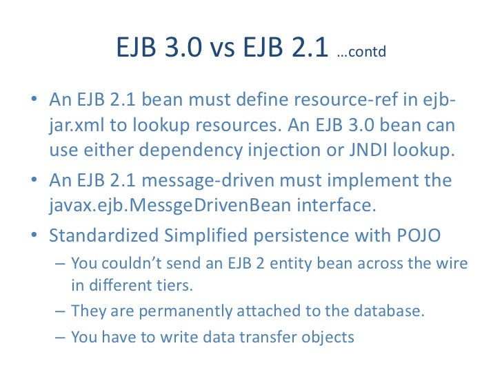 Ejb 3. 0 tutorial with examples.