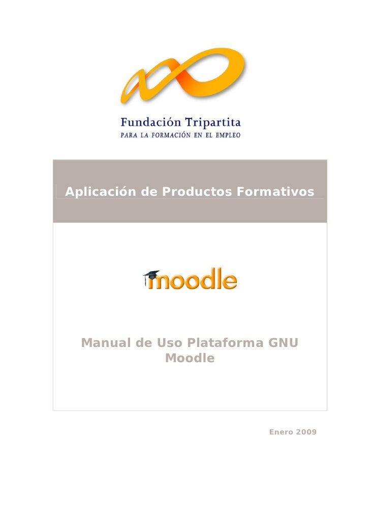 MANUAL MOODLE TRIPARTITA