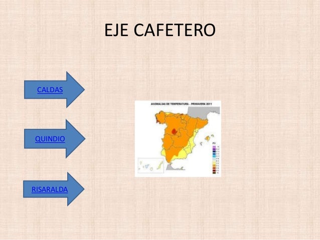 EJE CAFETERO RISARALDA QUINDIO CALDAS