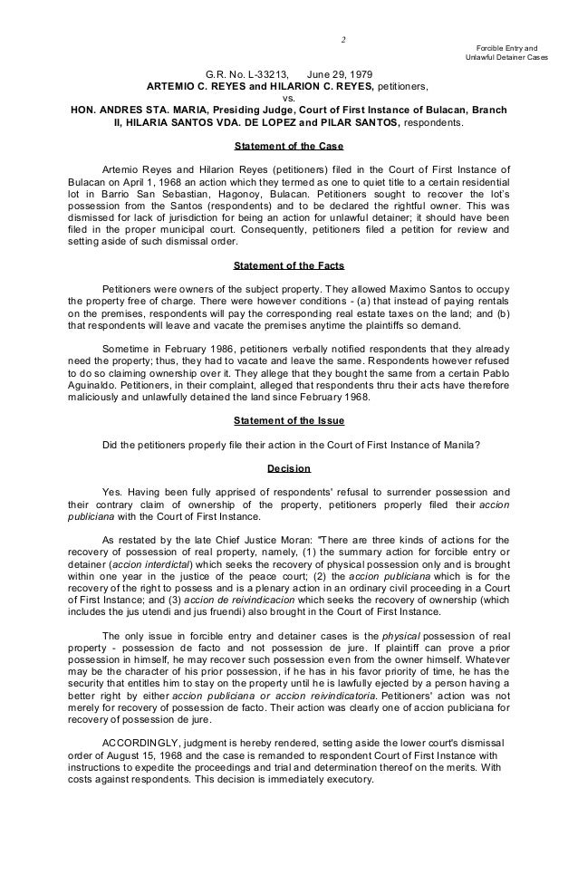 case digests on contracts Posts about case digests written by daisydcayos chapter 1 – general provisions of contracts article 1305: ong yiu vs ca (91 scra 223.