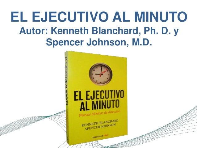 EJECUTIVO AL MINUTO PDF