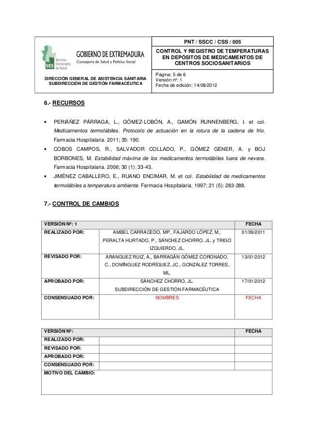 Ejemplo de procedimiento normalizado de trabajo Manual de procesos y procedimientos de una empresa de alimentos