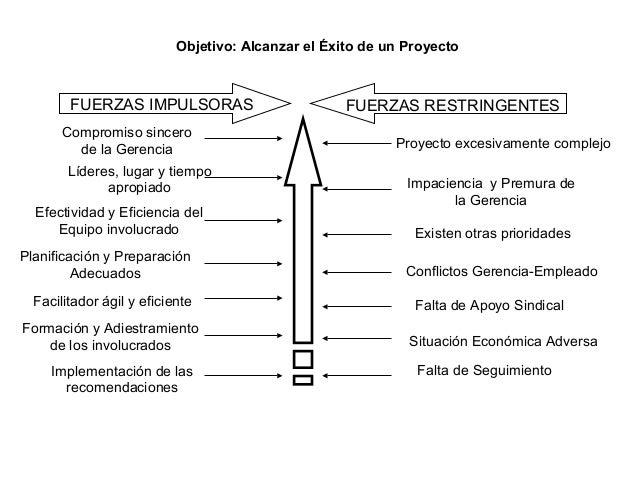 Objetivo: Alcanzar el Éxito de un Proyecto Facilitador ágil y eficiente Planificación y Preparación Adecuados Compromiso s...