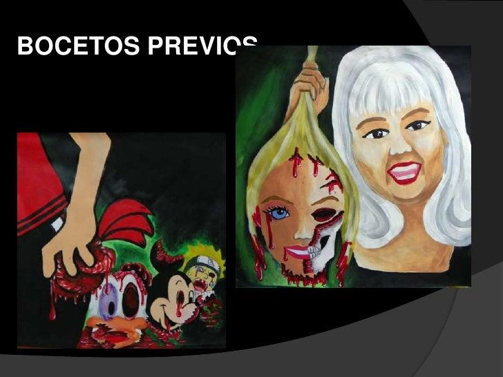 BOCETOS PREVIOS (Detalles)