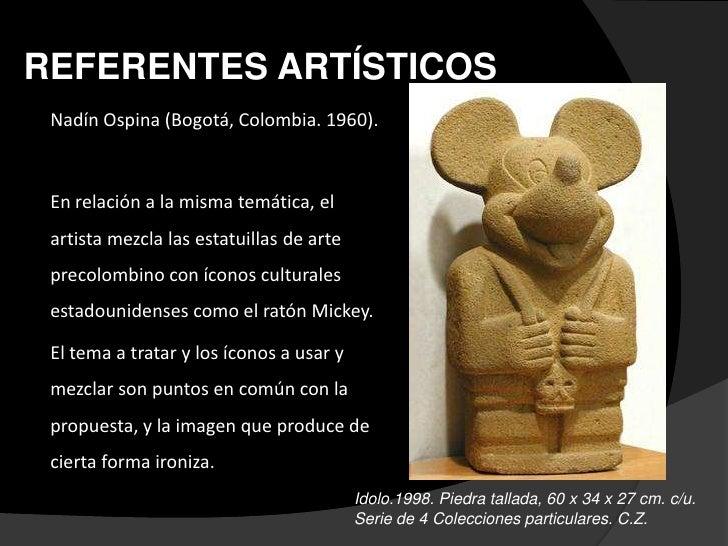 Guerrero.1998.                    Dignatario.1999. Cerámica, 64 x 28 x 25 cm.Cerámica, 40 x 30 x 33 cm. c/u.   Serie de 4 ...