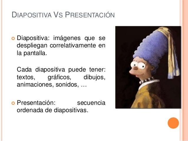 Ejemplo de diapositiva
