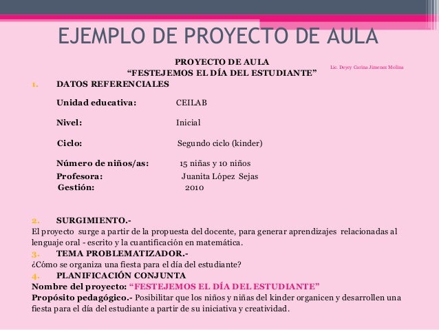 Aula propuesta educativa for Proyecto de construccion de aulas educativas