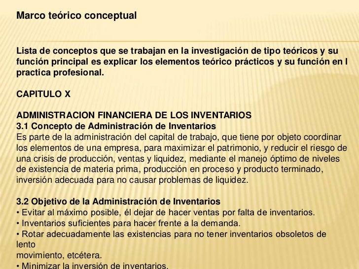 Marco conceptual ejemplo tesis universidad de marco te for Tesis de arquitectura ejemplos
