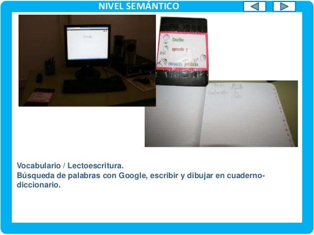 Vocabulario / Campos semánticos / Lectoescritura. Recurso online / Tarjetas para imprimir PDI- PC NIVEL SEMÁNTICO VOCABULA...