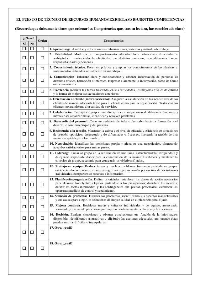 Ejemplos de cuestionarios Slide 3