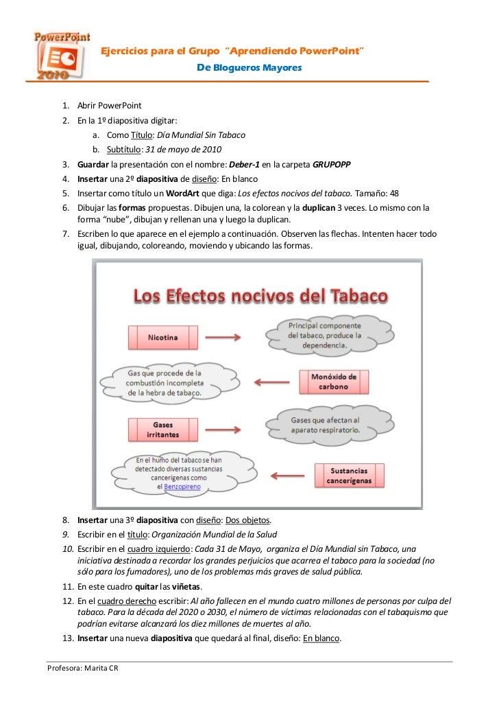 Ejercicio1 Power Point