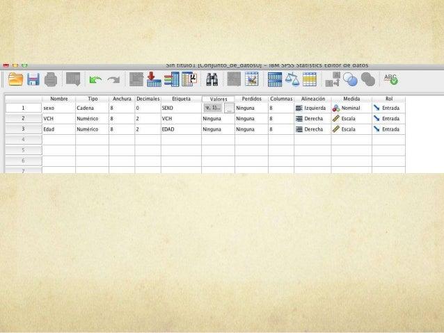 Y posteriormente añadimos los datos deesas variables: