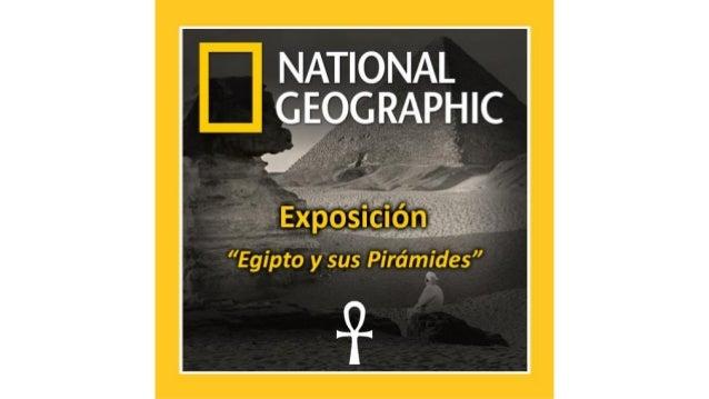 Ejercicio 2. invitación national geographic Slide 2