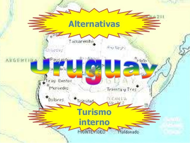 Alternativas Turismo interno