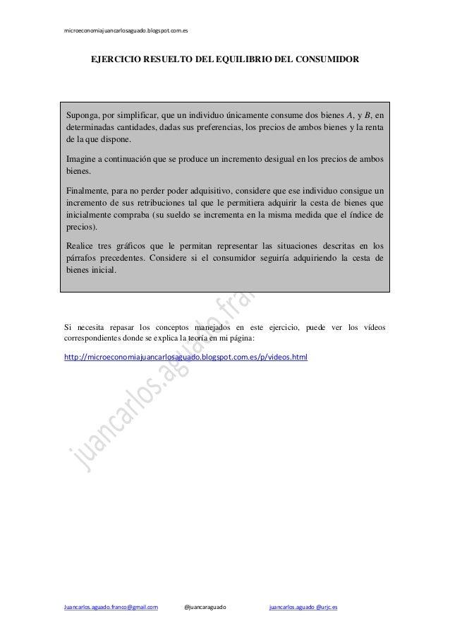 microeconomiajuancarlosaguado.blogspot.com.es Juancarlos.aguado.franco@gmail.com @juancaraguado juancarlos.aguado @urjc.es...
