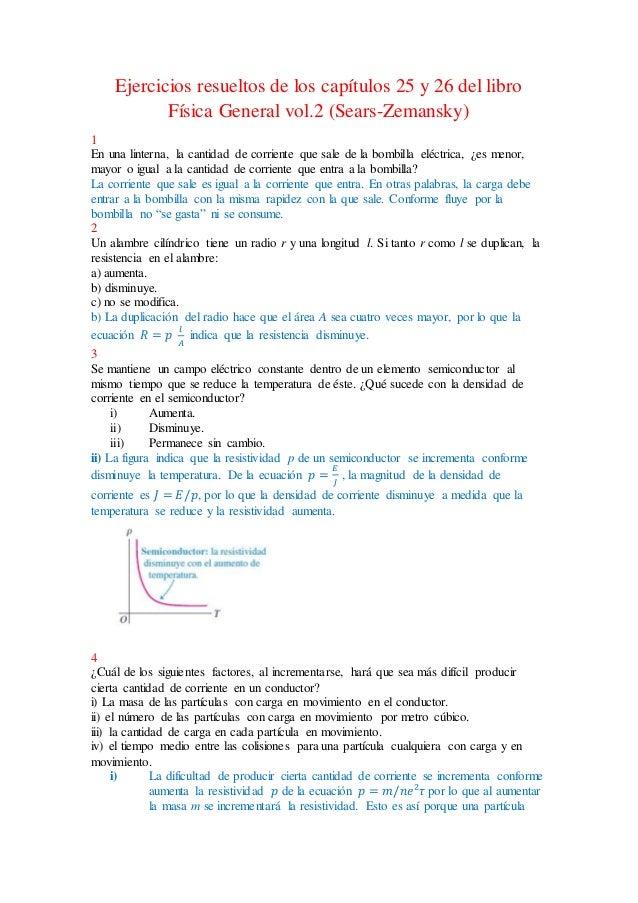 472d7c79 Ejercicios resueltos de los capítulos 25 y 26 del libro Física General  vol.2 ( más masiva con ...