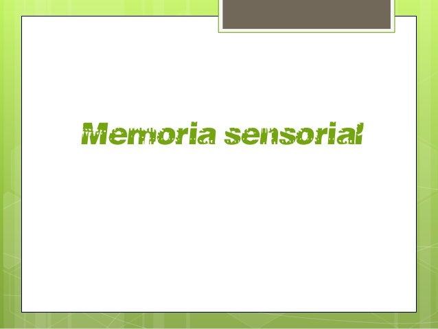 Ejercicios de memoria Slide 2