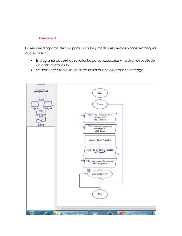 Ejercicios de raptor 6 ejercicio 6 disear un diagrama de flujo ccuart Image collections