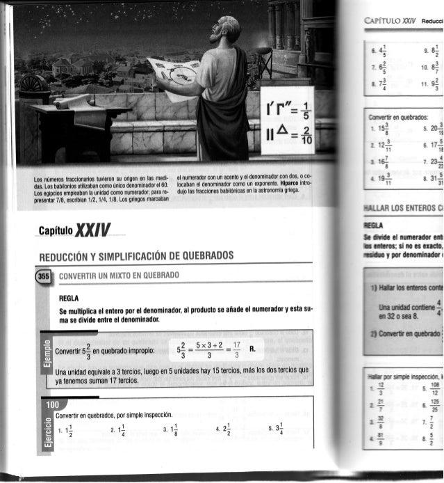 Los números fraccionarios tuvieron su origen en lT qe-q- ¡¡s,l-os babilonios utilizaban como único denominador el 60' ,[os...