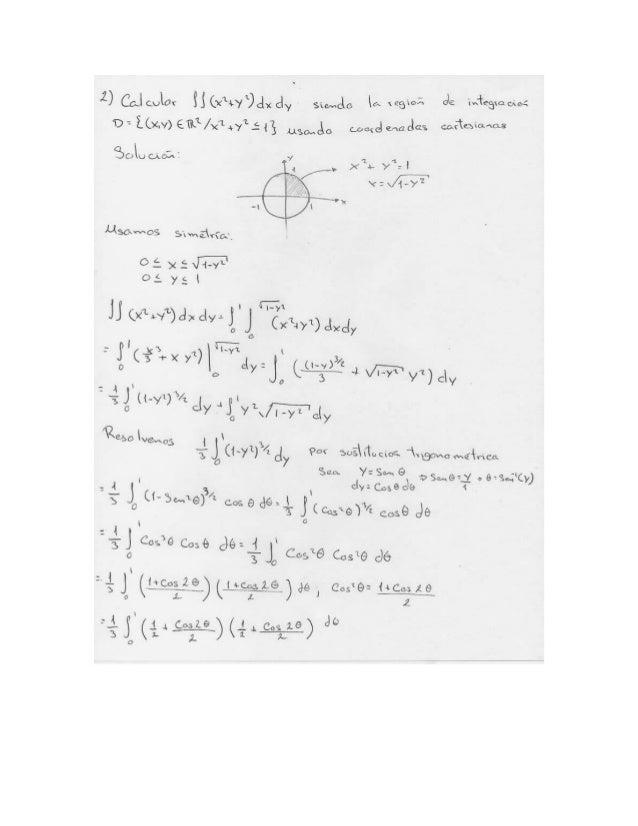 Ejercicios n2 calculo