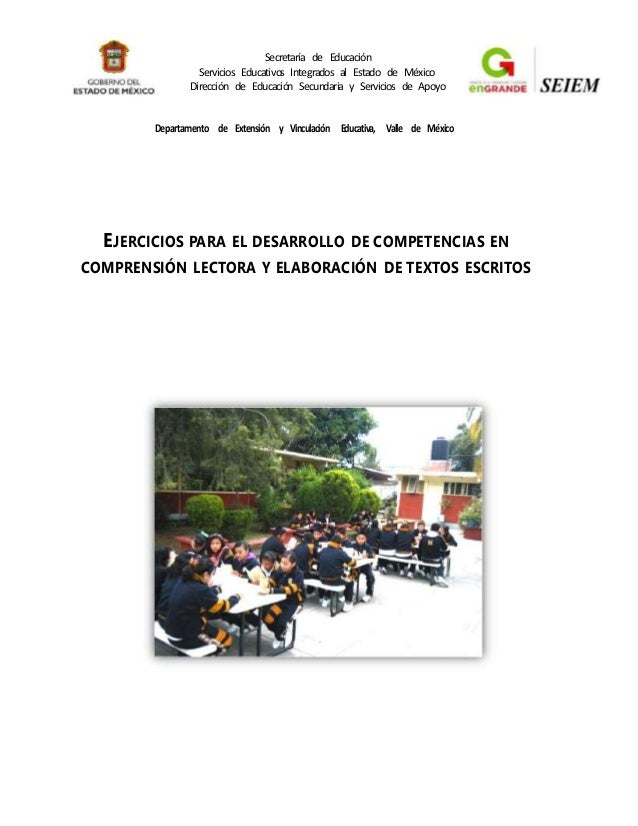 Secretaría de Educación Servicios Educativos Integrados al Estado de México Dirección de Educación Secundaria y Servicios ...