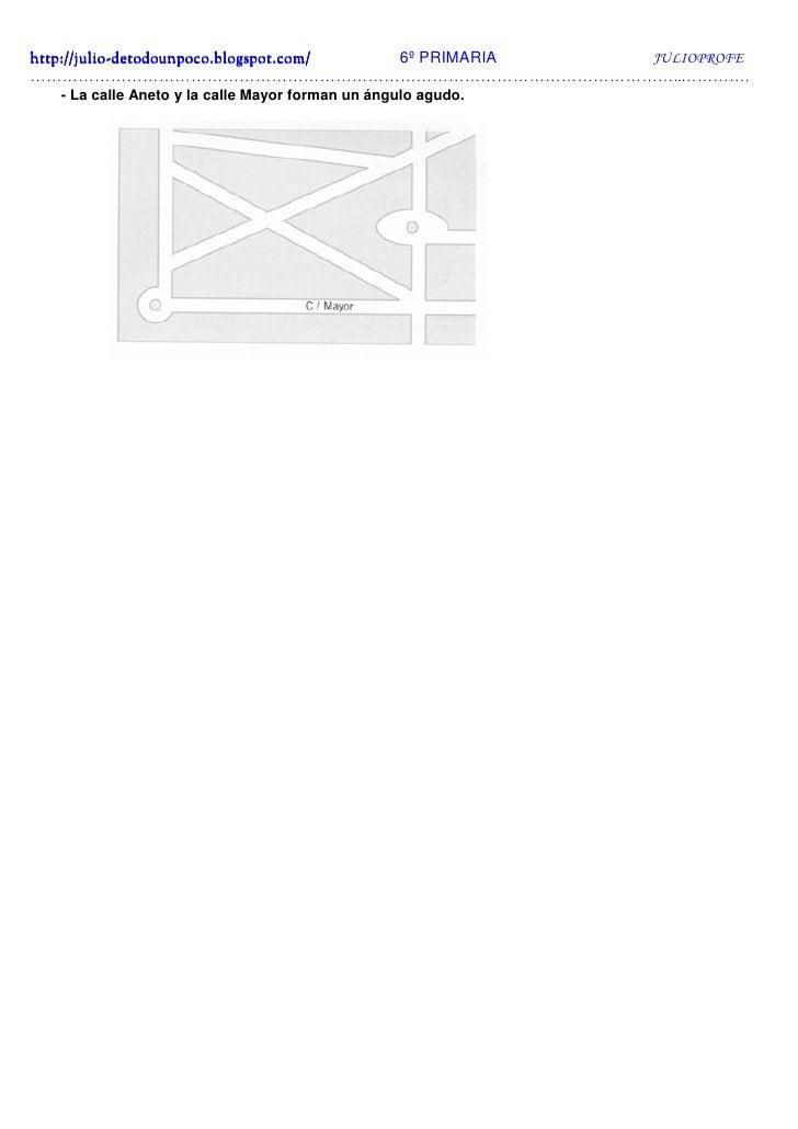 http://julio- http://julio -detodounpoco.blogspot.com/ 6º PRIMARIA JULIOPROFE …………………………………………………………………………………………………………..……...