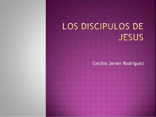 Cecilio Javier Rodriguez