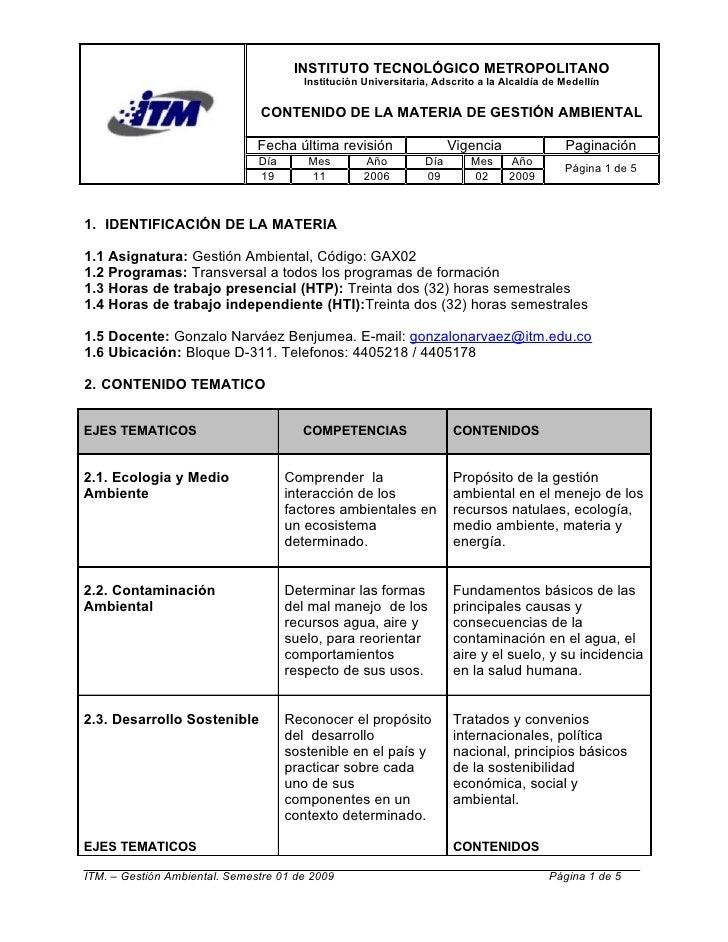 INSTITUTO TECNOLÓGICO METROPOLITANO                                         Institución Universitaria, Adscrito a la Alcal...