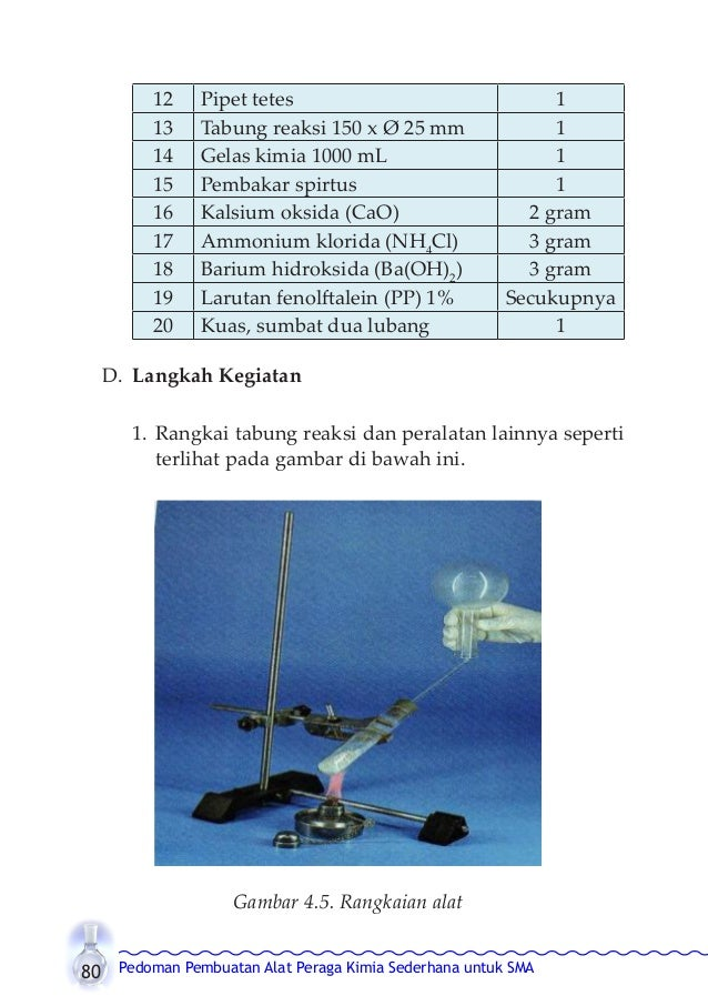 Buku Alat Peraga Kimia