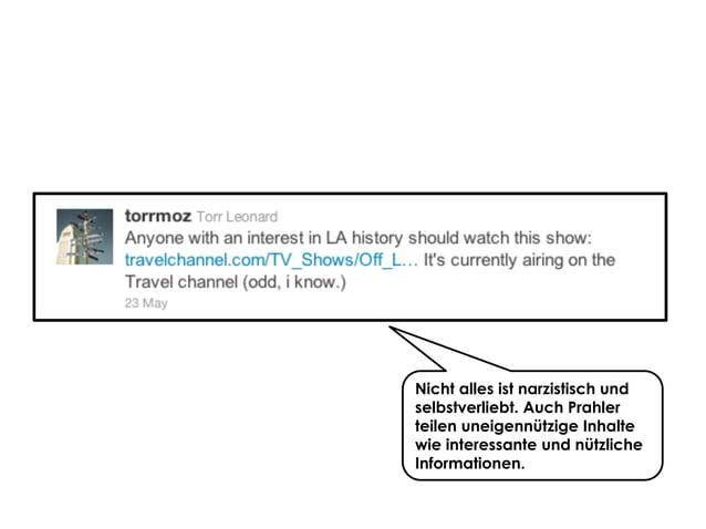 Share with me @ripanti #isarcamp # mww13 #sharing 17Nicht alles ist narzistisch undselbstverliebt. Auch Prahlerteilen unei...