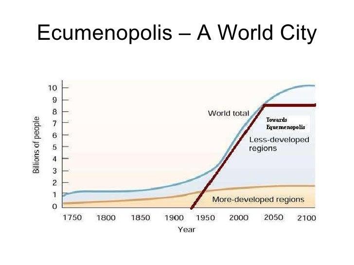 Ecumenopolis – A World City