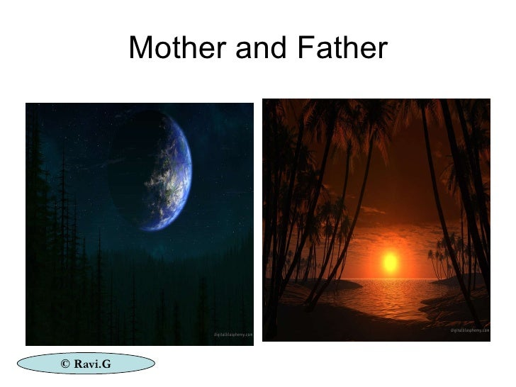 Mother and Father © Ravi.G