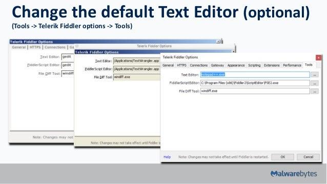 EKFiddle: a framework to study Exploit Kits