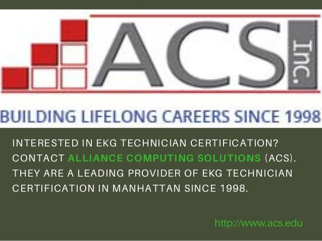 Career In EKG Certification Courses