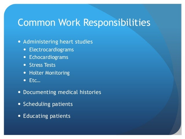 Helping Manage Heart Disease as a Cardiac Technician