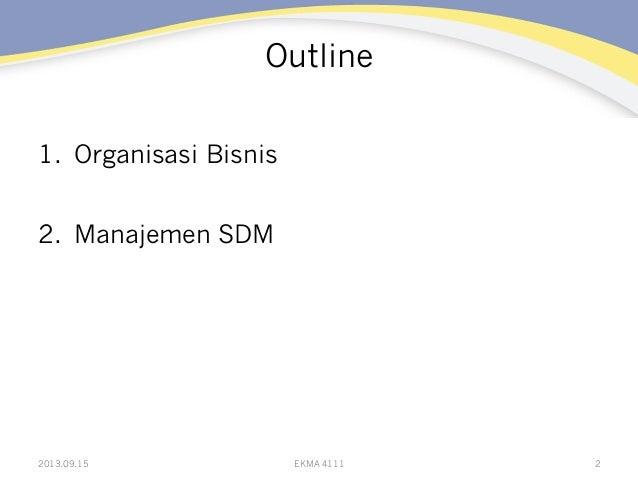 EKMA 4111: Modul 3 Slide 2