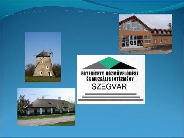 Megnyitó és információs nap 2012. november 22.