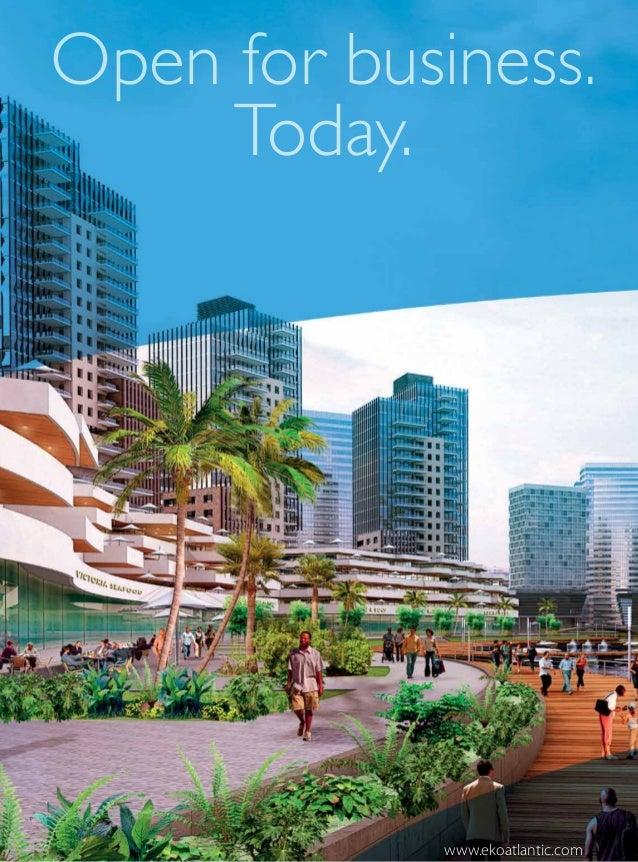 Eko atlantic-Brochure-2015- Real Estate Nigeria