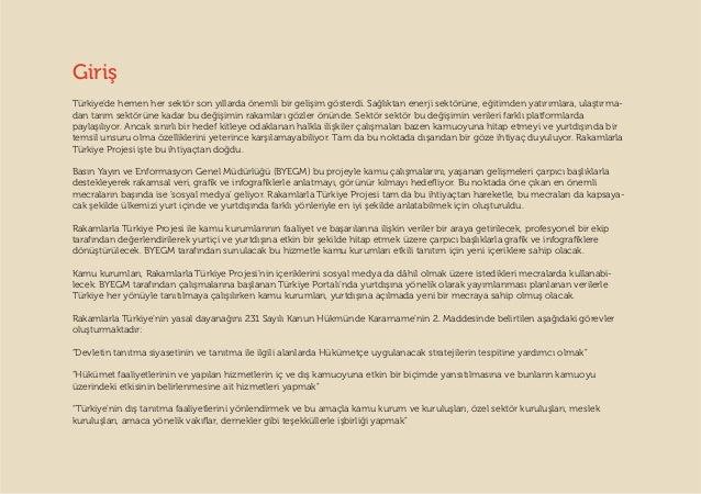 Rakamlarla Türkiye: Ekonomi Slide 2