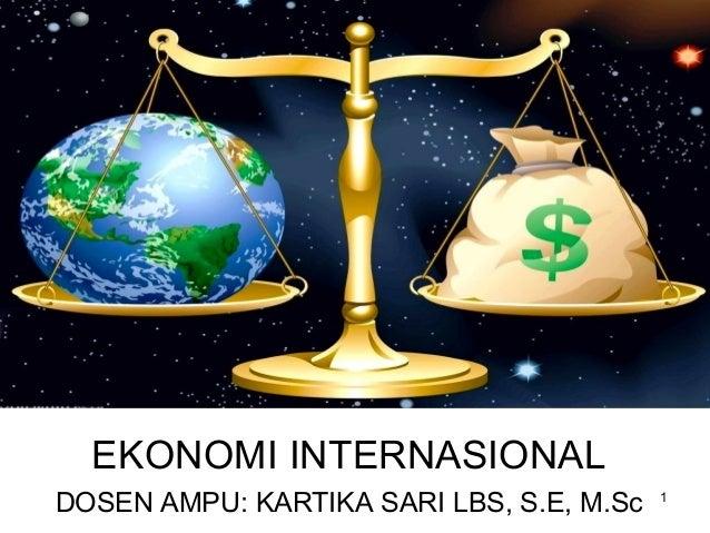 Luar Biasa Poster Ekonomi Perdagangan - Koleksi Poster