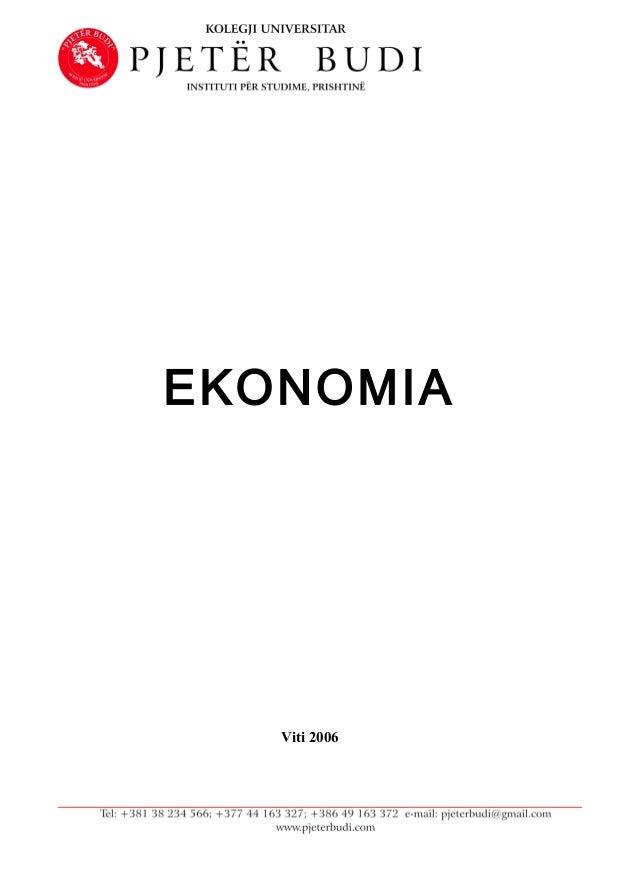EKONOMIA Viti 2006