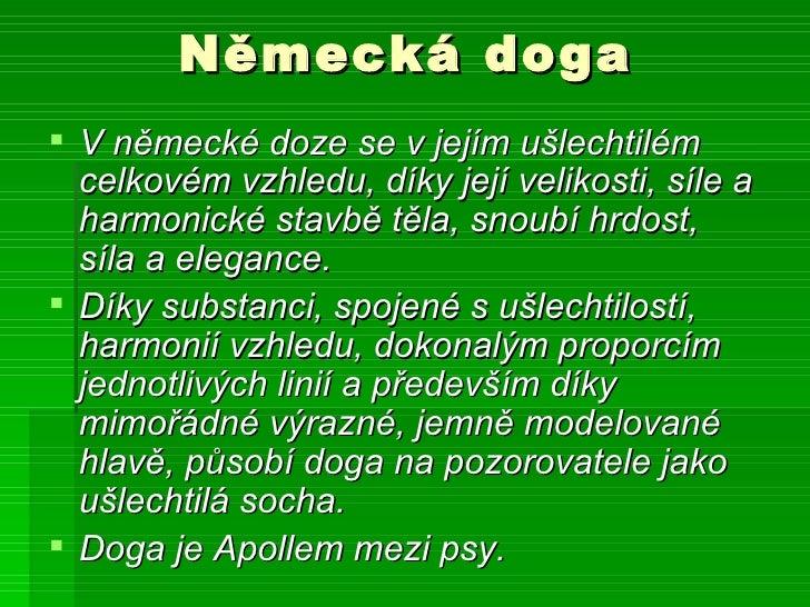 Ekonomika Chovu Nemeckych dog Slide 2