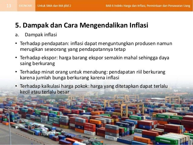 Bab 06 Indeks Harga & Inflasi (Kls XI)