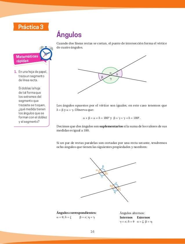 17 Actividades Si la suma de las medidas de los ángulos de un triángulo y un cuadrilátero suman 180° y 360°, respectivamen...