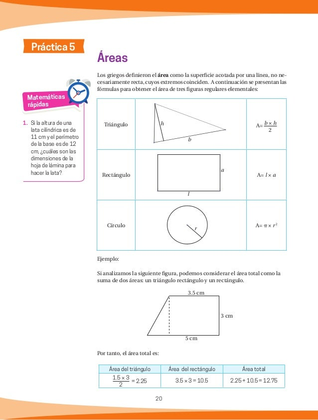 21 Observa la siguiente figura: ¿Qué punto debe ser M para que el área del triángulo se divida en dos partes iguales? Expl...